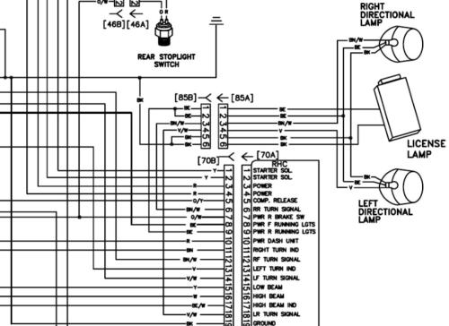 texas chopper wiring diagram